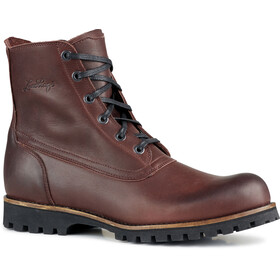 Lundhags Tanner Boots burgundy